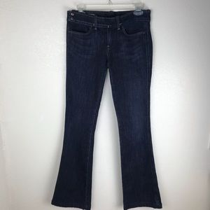 Citizens of Humanity trouser flare leg